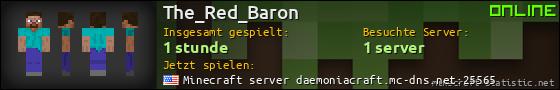 Benutzerleisten 560x90 für The_Red_Baron