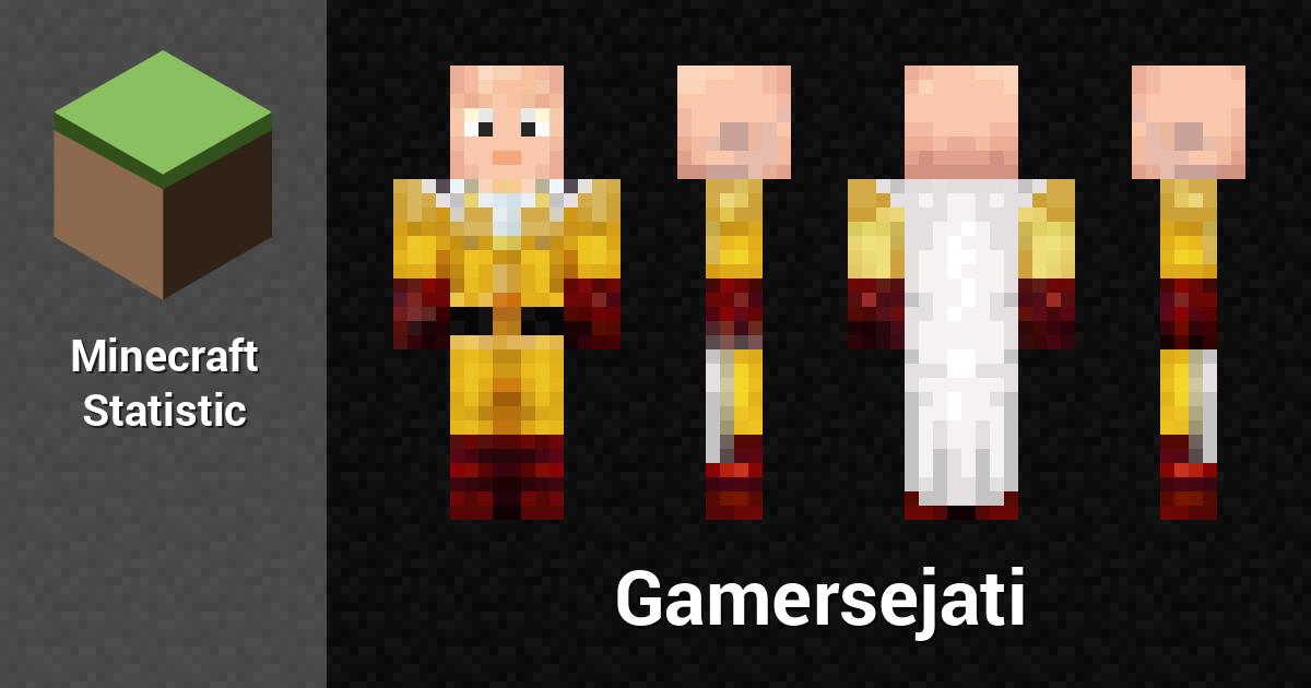 Gamersejati Minecraft Player Minecraft Statistics