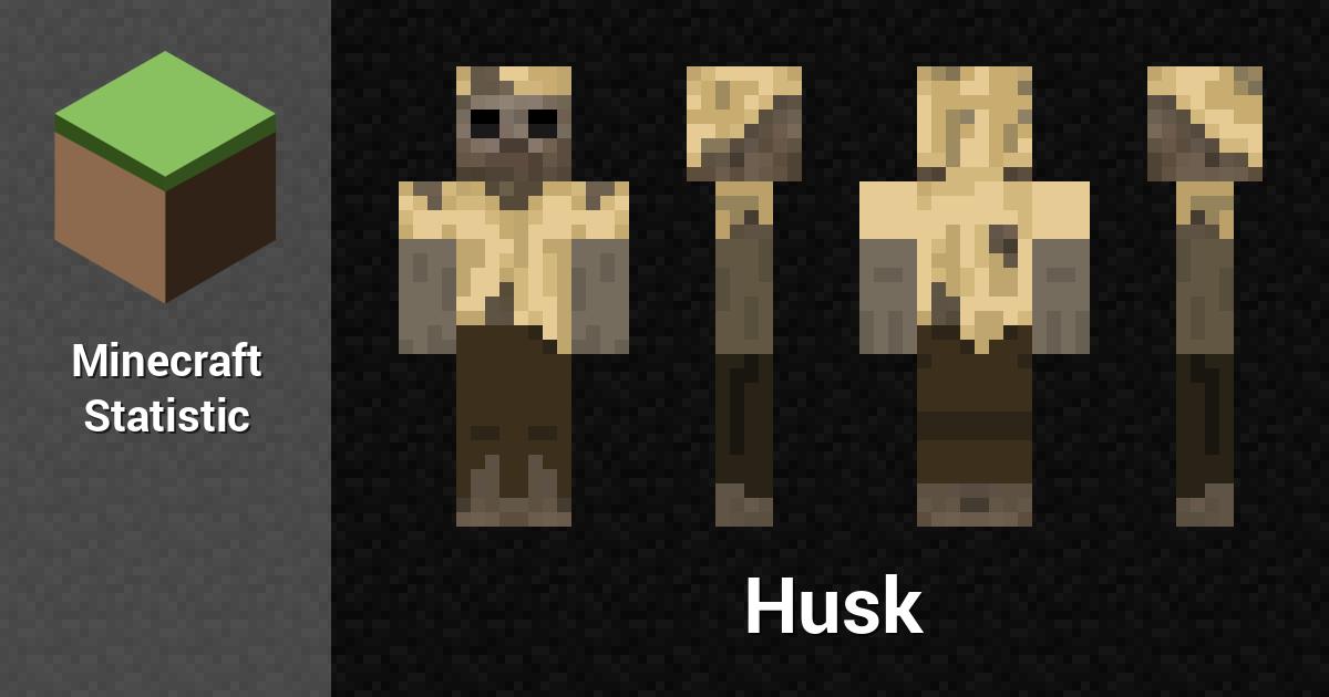 Husk — Minecraft Player - Minecraft Statistics
