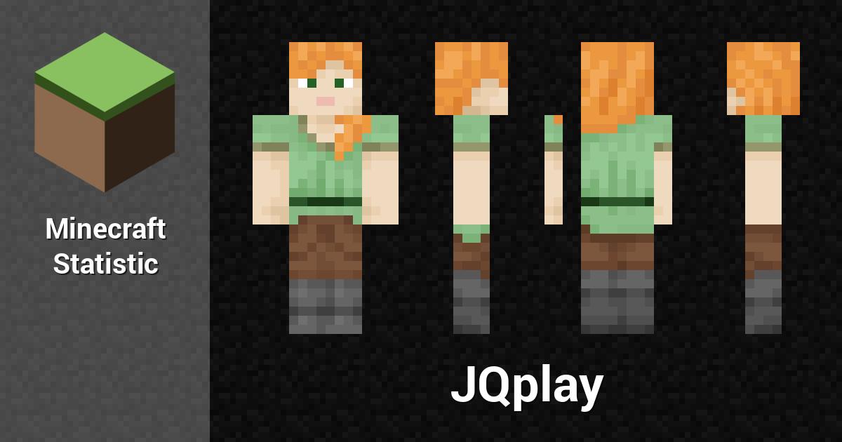 JQplay — Minecraft Player - Minecraft Statistics