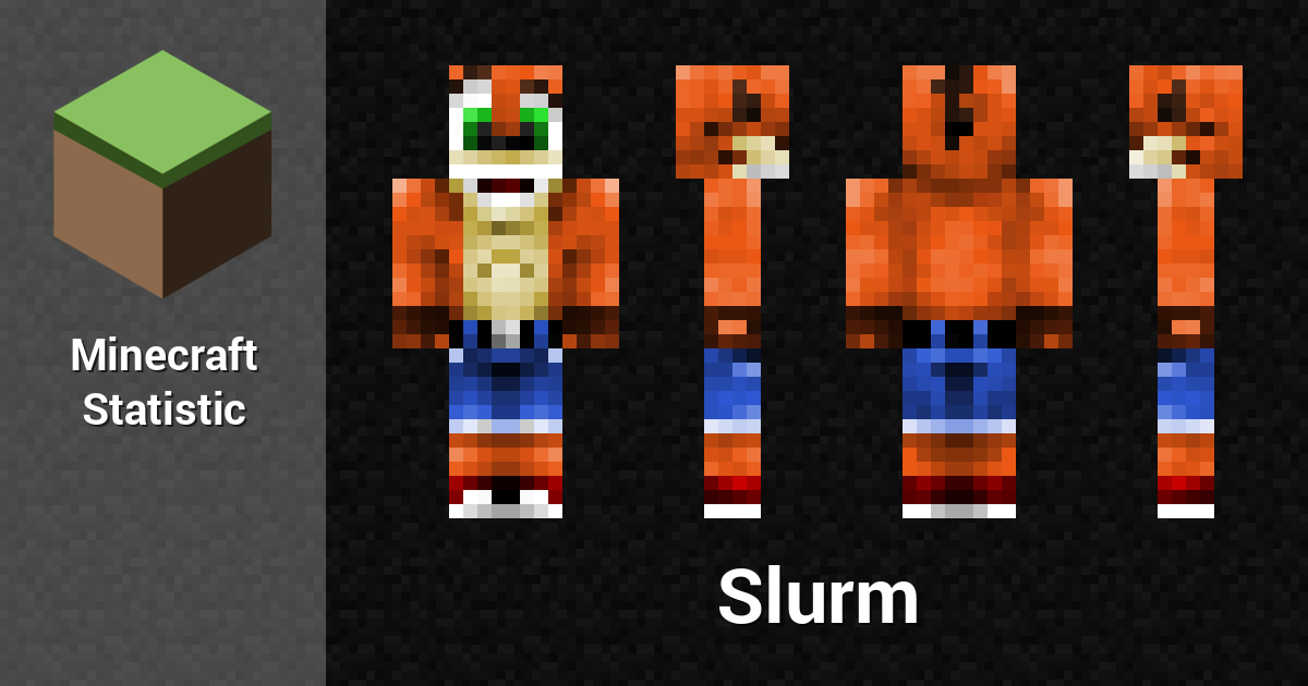 Slurm — Minecraft Player - Minecraft Statistics