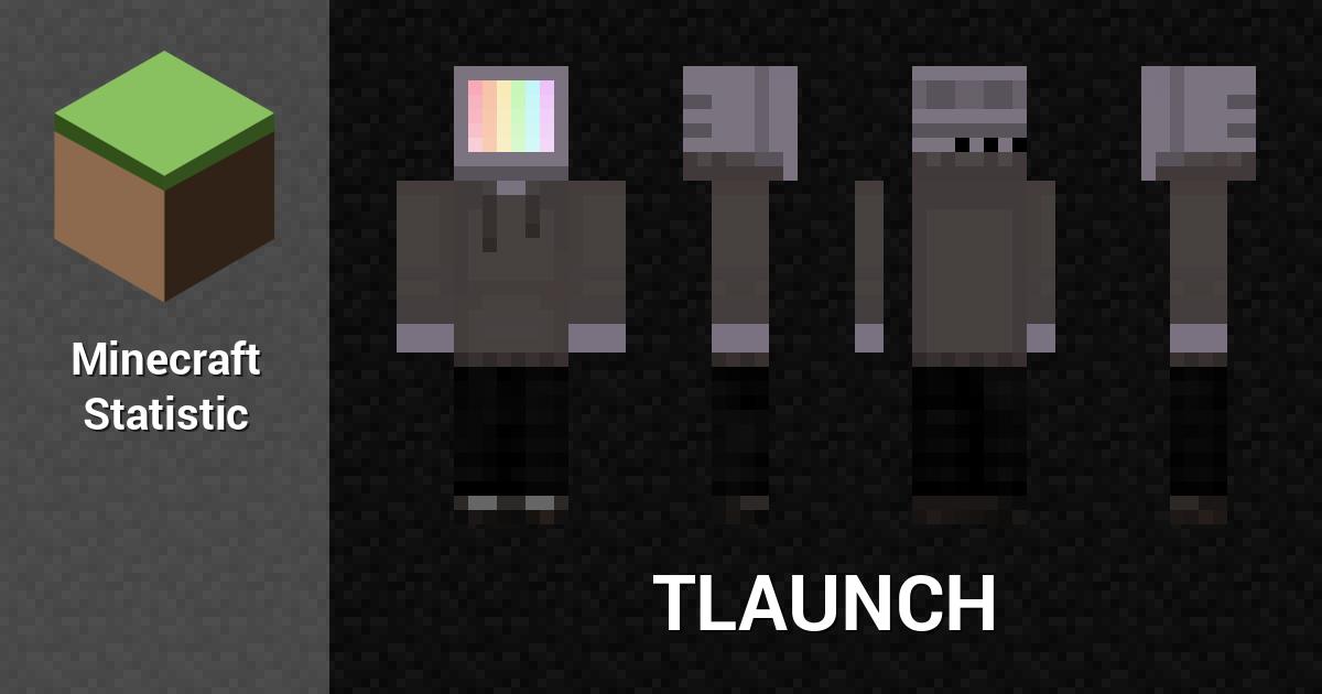 TLAUNCH \u2014 Minecraft Player - Minecraft Statistics