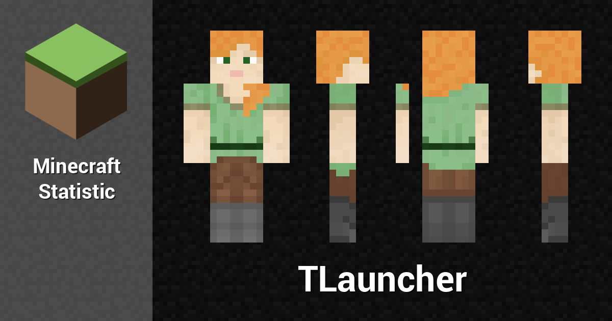 TLauncher Minecraft Player Minecraft Statistics - Minecraft cracked online server erstellen