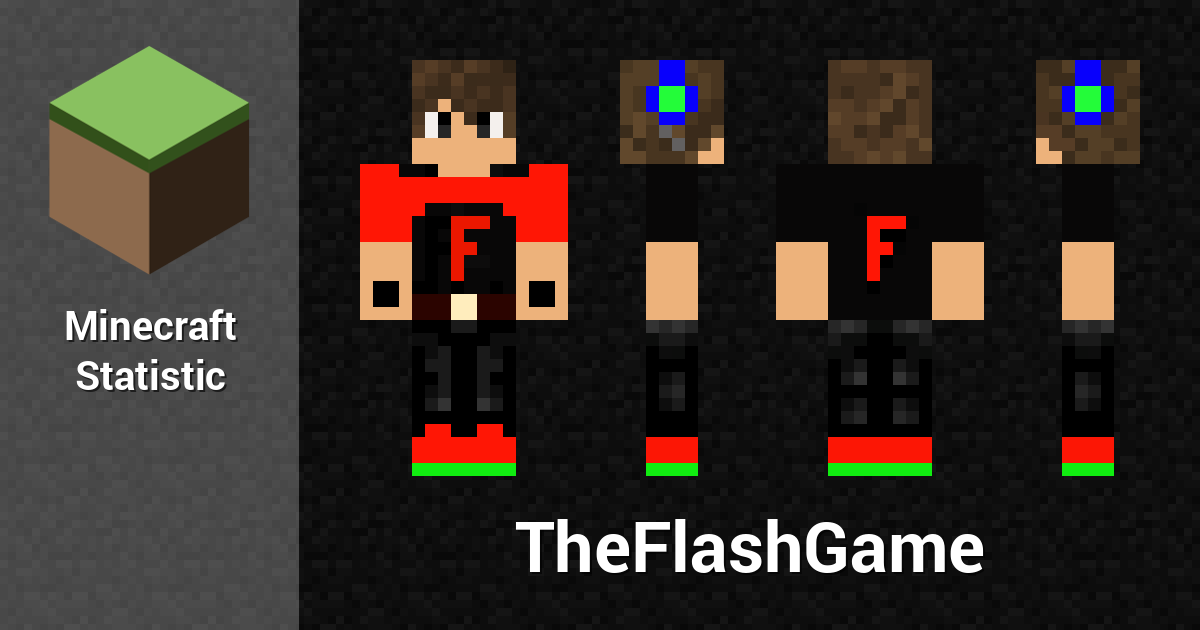 TheFlashGame Minecraft Player Minecraft Statistics - Minecraft flash spielen
