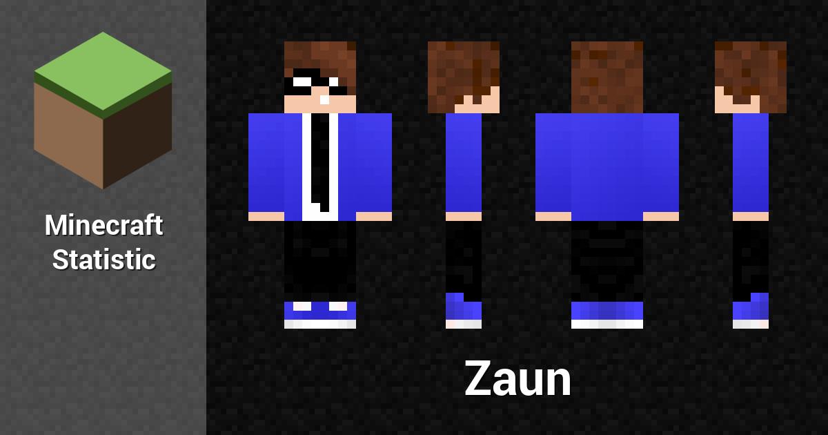 Zaun Minecraft Player Minecraft Statistics