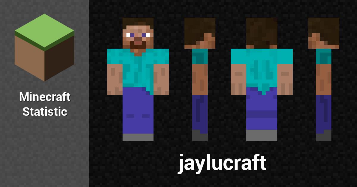 jaylucraft — Minecraft Player - Minecraft Statistics
