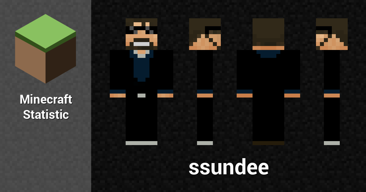 what faction server does ssundee play on