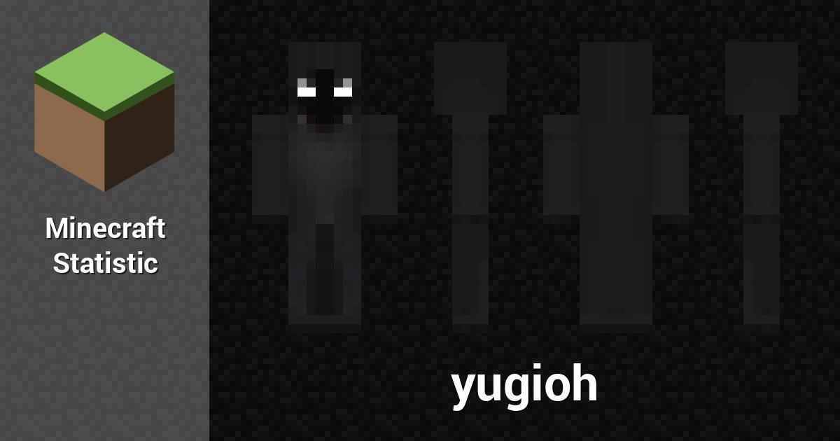 Yugioh Minecraft Player Minecraft Statistics - Skins para minecraft pe yugioh
