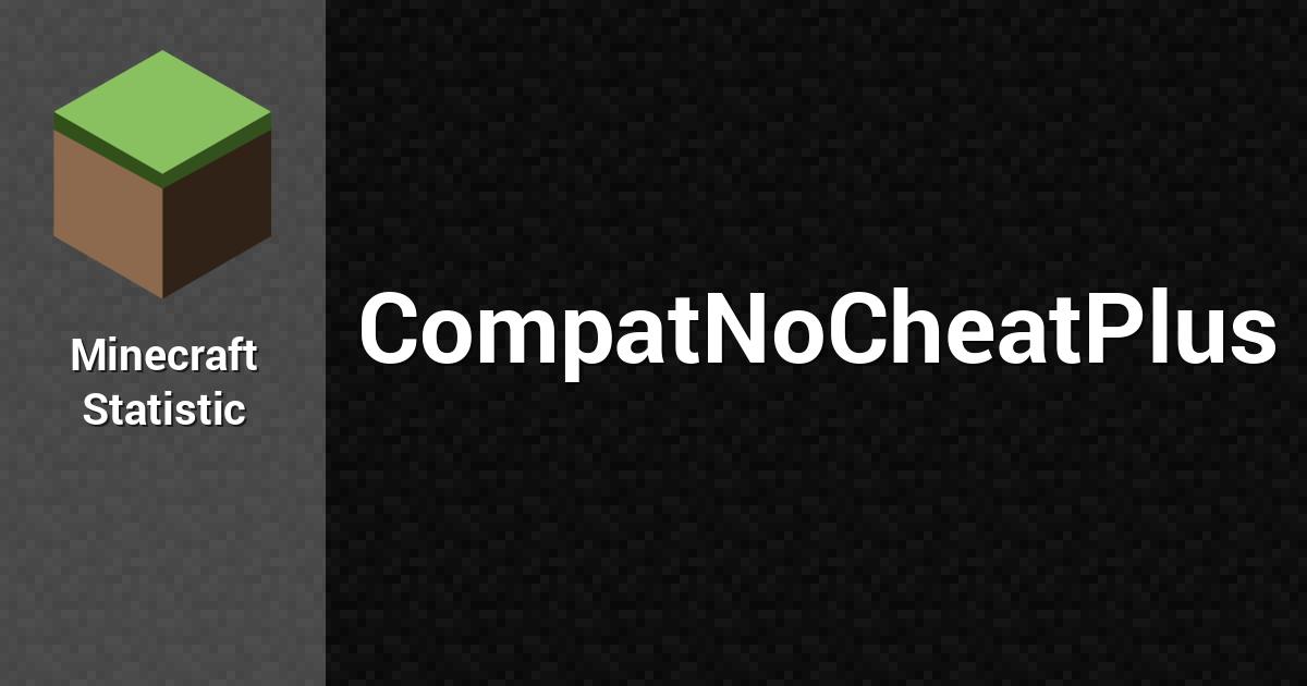 CompatNoCheatPlus
