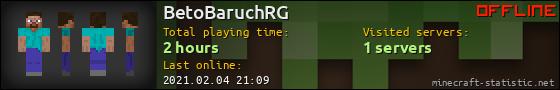 BetoBaruchRG userbar 560x90