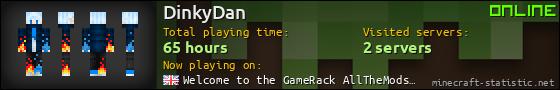 DinkyDan userbar 560x90