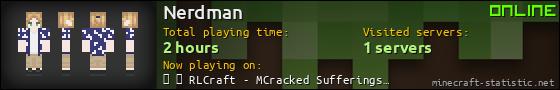 Nerdman userbar 560x90