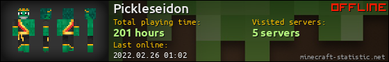 Pickleseidon userbar 560x90