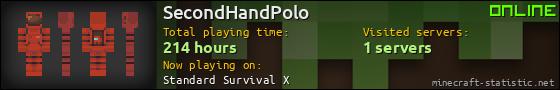 SecondHandPolo userbar 560x90