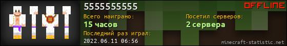 Юзербар 560x90 для 5555555555