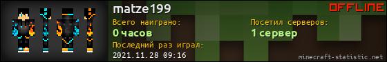 Юзербар 560x90 для matze199