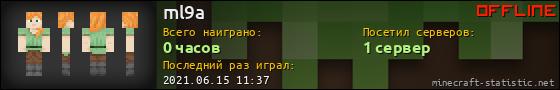 Юзербар 560x90 для ml9a