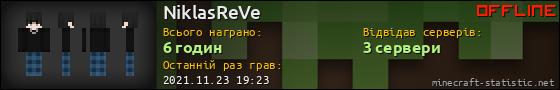 Юзербар 560x90 для NiklasReVe