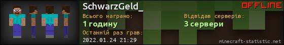 Юзербар 560x90 для SchwarzGeld_