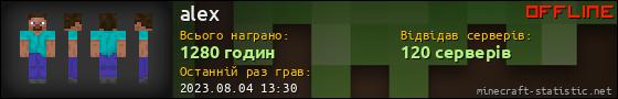Юзербар 560x90 для alex