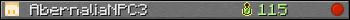 Benutzerleisten 350x20 für AbernaliaNPC3