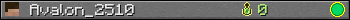 Avalon_2510 userbar 350x20