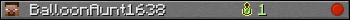 BalloonAunt1638 userbar 350x20