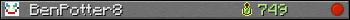 BenPotter8 userbar 350x20