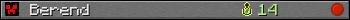 Berend userbar 350x20