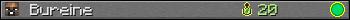 Bureine userbar 350x20