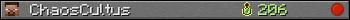 ChaosCultus userbar 350x20