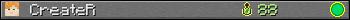 CreateR userbar 350x20