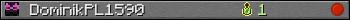 DominikPL1590 userbar 350x20
