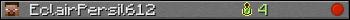 EclairPersil612 userbar 350x20