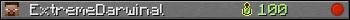 ExtremeDarwinal userbar 350x20