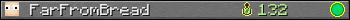 Юзербар 350x20 для FarFromBread
