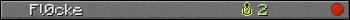 Юзербар 350x20 для гравця Fl0cke