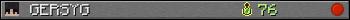 GERSYG userbar 350x20