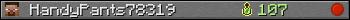 HandyPants78319 userbar 350x20