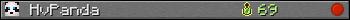 HvPanda userbar 350x20
