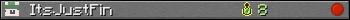 ItsJustFin userbar 350x20