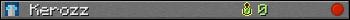 Юзербар 350x20 для Kerozz