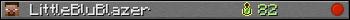 LittleBluBlazer userbar 350x20