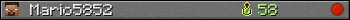 Mario5852 userbar 350x20
