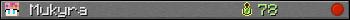 Юзербар 350x20 для Mukyra