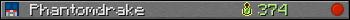 Phantomdrake userbar 350x20