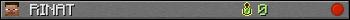 Юзербар 350x20 для RINAT