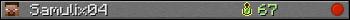 Samulix04 userbar 350x20
