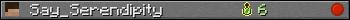 Юзербар 350x20 для Say_Serendipity
