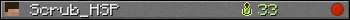 Юзербар 350x20 для Scrub_HSP